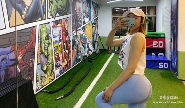 Choc 网红糖果色蜜桃提臀健身裤瑜伽裤 健身房里最靓的妞 一大波蜜桃臀来袭~
