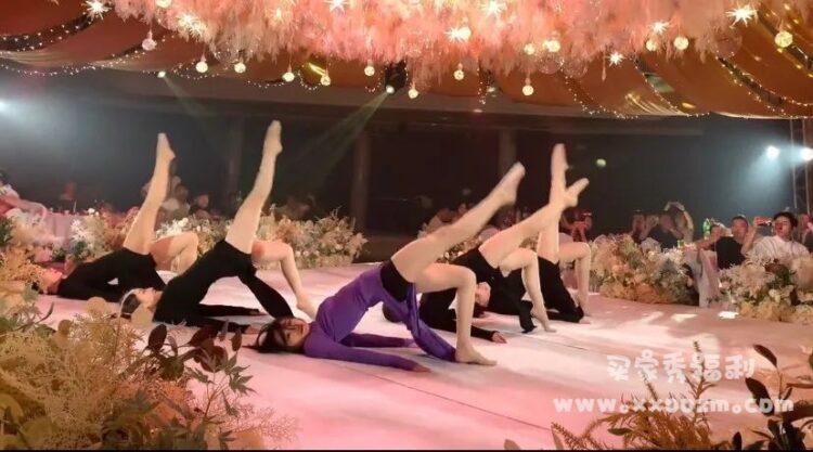 火爆全网的紫衣新娘跳舞视频,找到了出处~