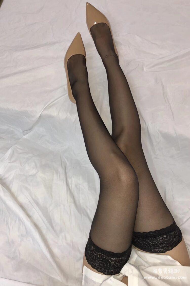 「妖精物语」超薄花边性感长筒袜丝袜 超级棒超级滑~