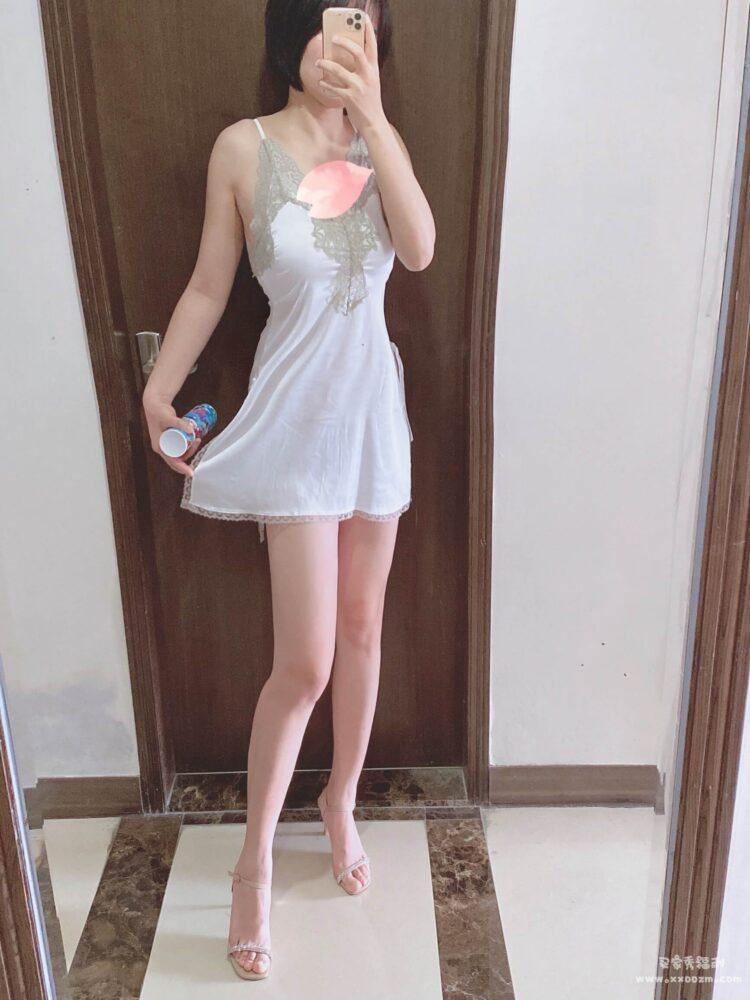 蕾丝花边睡裙吊带睡衣 宇宙无敌性感~