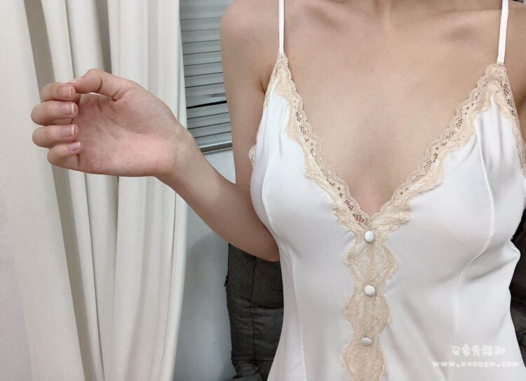 维密性感睡衣情趣床上小短裙 穿上小性感小心机~