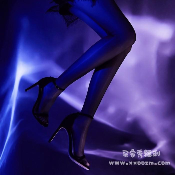 「绫 天生丝滑」【映】油亮无缝裆丝滑油光开裆连裤丝袜 比德芙还滑~