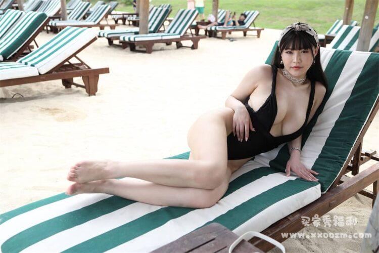 范家辉作品 朱可儿Flower 黑色深V泳装写真视频下载【329P/4V/17.4GB】