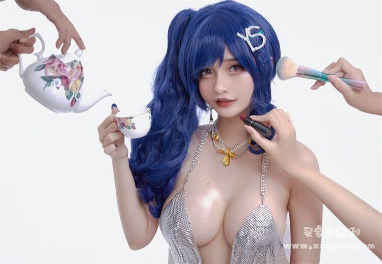 越南 Coser Azami San 写真套图合集下载【55套/8.3GB】
