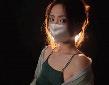 P站超火女神,HongKongDoll 玩偶姐姐太美了!
