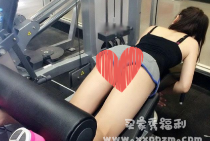 现在的健身网红,训练尺度真大啊。。